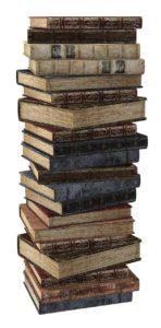 bøger fra nissebiblioteket
