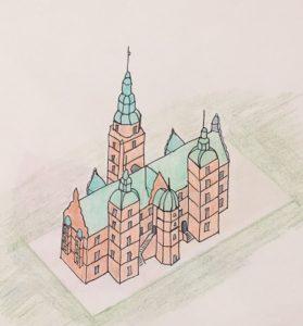 Rosenborg Slot hvor kronjuvelerne er